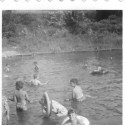 Brookside swimming pond 1950s a